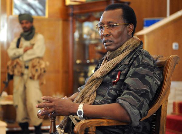 """El presidente de Chad dice que """"Boko Haram está decapitado"""""""
