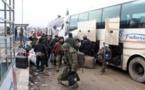 Victoria del régimen sirio en Alepo, un revés para Catar y Arabia Saudí