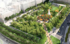 """Más peatones y árboles: madrileños dicen """"sí"""" a proyecto urbanístico"""