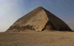 Hallados en Egipto vestigios de una pirámide de 3.700 años de antigüedad