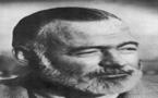 A disposición de especialistas documentos de Hemingway