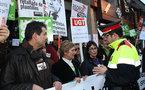Los sindicatos de enseñanza se encierran en Barcelona contra la Llei d'Educació