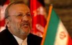 Mottaki pide más diálogo entre Teherán y Riad