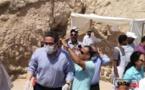 Descubren momias y figuritas funerarias de la era faraónica en tumba de Egipto