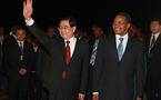 Presidentes chino y tanzano conversan sobre relaciones de cooperación