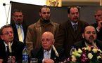 Palestinos se reúnen en Egipto por Gobierno de unidad