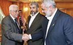 Parlamentarios británicos se reúnen con líder de Hamas