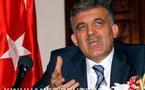 Gul destaca cooperación en seguridad entre Turquía, Pakistán y Afganistán