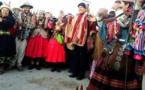 Bolivia celebra el año nuevo aymara 5.525 con ritos al sol