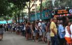 El turismo, principal problema de Barcelona según sus habitantes