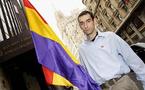 El hombre que puso una bandera republicana en un edificio público ingresará en prisión