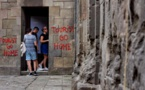 """""""Fuck Tourism"""": se radicaliza la protesta contra el turismo en España"""