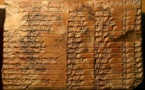 Tablilla de 3.700 años podría ser la tabla trigonométrica más antigua