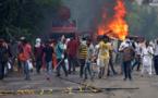Cientos de detenidos tras disturbios por condena a gurú en la India