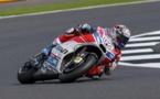 Dovizioso gana en Silverstone y se pone líder del MotoGP