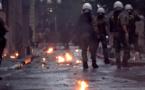 El centro de Atenas vuelve a vivir una noche de disturbios