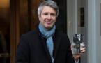 "Eric Vuillard, Premio Goncourt por novela de Hitler ""L'Ordre du jour"""