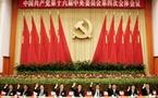 Alto líder chino pide impulsar más la cultura y la ética socialistas