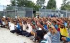 Inician desalojo de campamento de refugiados en Papúa Nueva Guinea