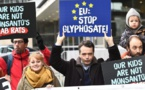 La UE autoriza el uso del glifosato hasta 2022