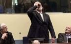 General bosnio-croata condenado en La Haya muere tras ingerir veneno