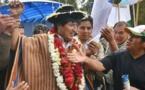 """Evo Morales recibe vía libre para su """"democracia comunal"""""""