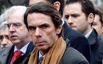 "Aznar aboga por levantarse ""en defensa de Israel"""