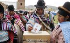 Bolivia elige a sus autoridades judiciales