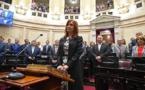 Dictan prisión a Cristina Kirchner por presunta traición a la patria