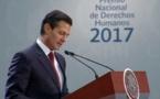 Peña Nieto propone ampliar debate de ley de seguridad ante críticas