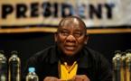 Vicepresidente Ramaphosa, nuevo líder de partido gobernante Sudáfrica