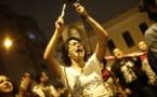 Protestas cerca de la casa de Kuczynski por indulto a Fujimori