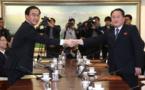 Las dos Coreas acuerdan restablecer sus contactos militares directos