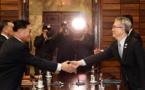 Corea del Norte y del Sur desfilarán juntas en inauguración de Juegos