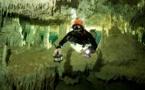 Descubren en México la cueva sumergida en agua más grande del mundo