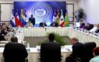 Maduro dice que oposición desistió del diálogo por orden imperialista