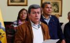 Gobierno colombiano y ELN buscan fecha para reanudar diálogo de paz