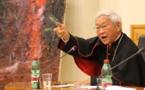 """Vaticano desmiente a cardenal que lo acusó de """"venderse"""" a China"""