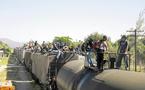La cacería de inmigrantes en México llega hasta el Río Bravo