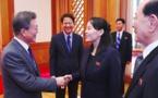 Líder norcoreano invita al presidente de Corea del Sur