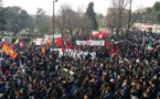 Miles se manifiestan en Italia contra racismo tras ataque en Macerata