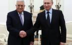 Putin se reúne con líder palestino Mahmud Abbas tras hablar con Trump