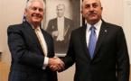 Tillerson-a la izquierda-y Cavusoglu