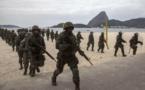 Soldados en Rio