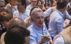 Ex presidente colombiano Uribe dice que Corte Suprema lo persigue