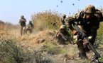 Aviación turca bombardea posiciones del PKK cerca frontera con Irak
