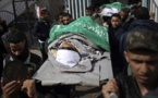 Dos palestinos muertos tras ataque israelí en la Franja de Gaza