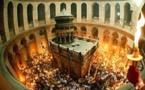 Cierra iglesia de Santo Sepulcro de Jerusalén por disputa con Israel