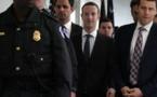 Mark Zuckerberg testifica ante Senado de EEUU por escándalo de datos