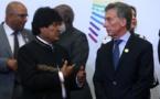 Evo Morales culpa al capitalismo por la corrupción